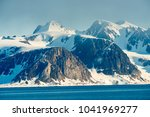 mountains  snow of the nature...   Shutterstock . vector #1041969277