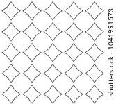 seamless geometric ornamental... | Shutterstock .eps vector #1041991573