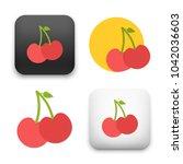 flat vector icon   illustration ...   Shutterstock .eps vector #1042036603