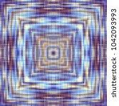 seamless background. geometric...   Shutterstock .eps vector #1042093993