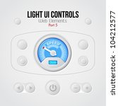 light ui controls web elements...