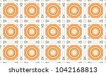 colorful textured seamless... | Shutterstock . vector #1042168813