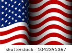 national united state of...   Shutterstock .eps vector #1042395367