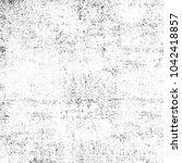 grunge black and white.... | Shutterstock . vector #1042418857