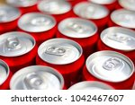 close up of a group of... | Shutterstock . vector #1042467607