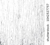 grunge rusted wooden damaged... | Shutterstock .eps vector #1042527757