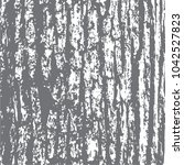 grunge rusted wooden damaged... | Shutterstock .eps vector #1042527823