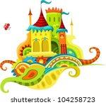 castle | Shutterstock .eps vector #104258723