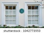 london  uk   march 8  2018 ... | Shutterstock . vector #1042773553