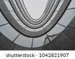 modern and conteporary... | Shutterstock . vector #1042821907