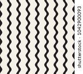 vector seamless black and white ... | Shutterstock .eps vector #1042900093