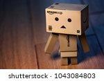 edinburgh  scotland   10th...   Shutterstock . vector #1043084803