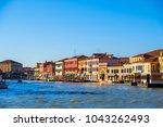 beautiful panoramic view of... | Shutterstock . vector #1043262493