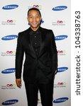 new york june 4  singer john... | Shutterstock . vector #104338763