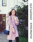 summer sunny lifestyle fashion...   Shutterstock . vector #1043391193