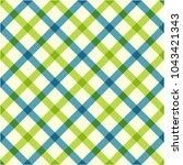 tartan seamless pattern. plaid... | Shutterstock .eps vector #1043421343