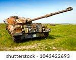 salisbury plain  wiltshire  uk  ... | Shutterstock . vector #1043422693