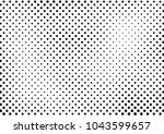 grunge halftone background ... | Shutterstock .eps vector #1043599657