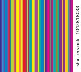 vector pattern with colorful...   Shutterstock .eps vector #1043818033