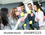 creative business people...   Shutterstock . vector #1043892223