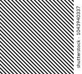 black diagonal lines vector... | Shutterstock .eps vector #1043940337