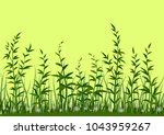 seamless horizontal background  ...   Shutterstock .eps vector #1043959267
