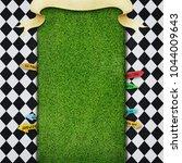 conceptual fantasy background ... | Shutterstock . vector #1044009643
