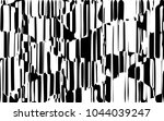 random chaotic lines abstract... | Shutterstock .eps vector #1044039247