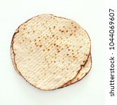 passover background with matzoh ... | Shutterstock . vector #1044069607