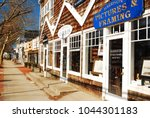 east hampton  ny  usa march 6 ... | Shutterstock . vector #1044301183