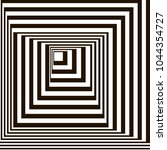 optical illusion  black and...   Shutterstock .eps vector #1044354727