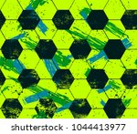 abstract seamless football... | Shutterstock .eps vector #1044413977