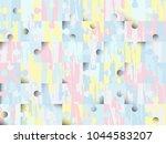 seamless pattern  grunge...