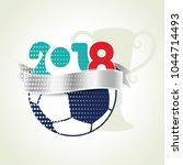 vector graphic design of banner ... | Shutterstock .eps vector #1044714493