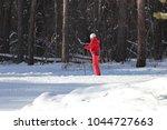city of zavodoukovsk  tyumen... | Shutterstock . vector #1044727663