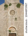Small photo of St. Jerome's church and monastery, island of Vis, Dalmatia, Croatia