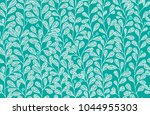 simple natural motif seamless... | Shutterstock .eps vector #1044955303