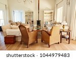 interior of a country style... | Shutterstock . vector #1044979483