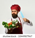 healthy nutrition and cuisine... | Shutterstock . vector #1044987967