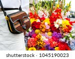 Small photo of Silleteros Parade, Flower Fair, Medellin, Antioquia, Colombia