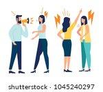 vector illustration design... | Shutterstock .eps vector #1045240297