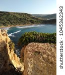 comino island blue lagoon....   Shutterstock . vector #1045362343