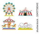 The Amusement Park Elements Se...
