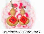 Gourd Red Blessed Character...