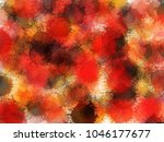 abstract watercolor background  ... | Shutterstock . vector #1046177677