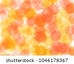 abstract watercolor background  ... | Shutterstock . vector #1046178367