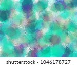 abstract watercolor background  ...   Shutterstock . vector #1046178727