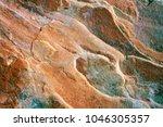 wall  background  texture of... | Shutterstock . vector #1046305357