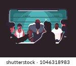 identification of criminal...   Shutterstock .eps vector #1046318983