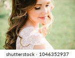 portrait of a beautiful girl in ... | Shutterstock . vector #1046352937